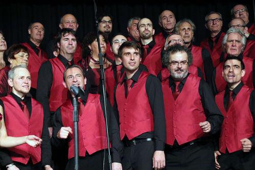 chanteurs gospel